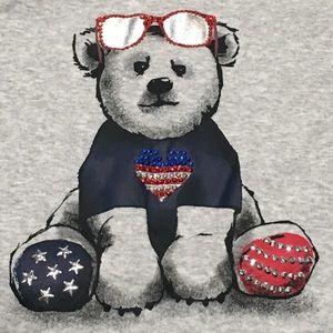 Adorable bear tee!